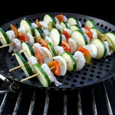 Shrimp Kabobs