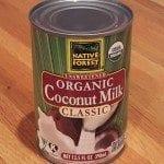 Coffee Creamer Coconut Milk