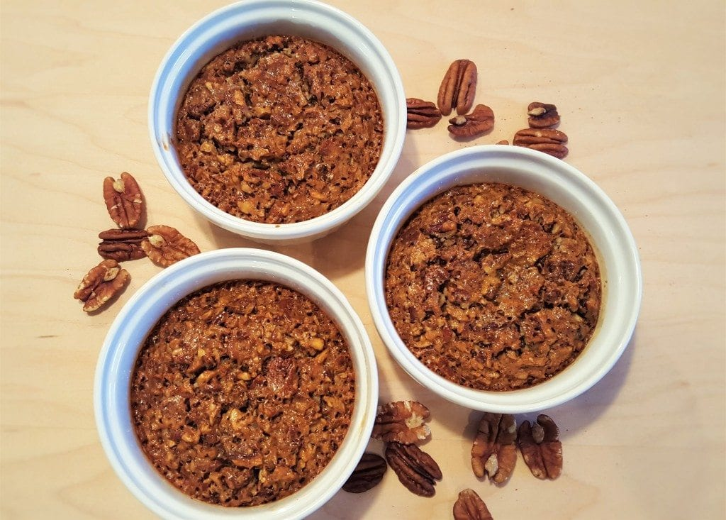 Mini Pecan Pies Feature