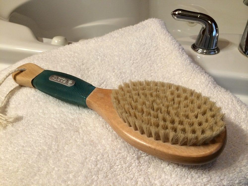 Dry Skin Brush