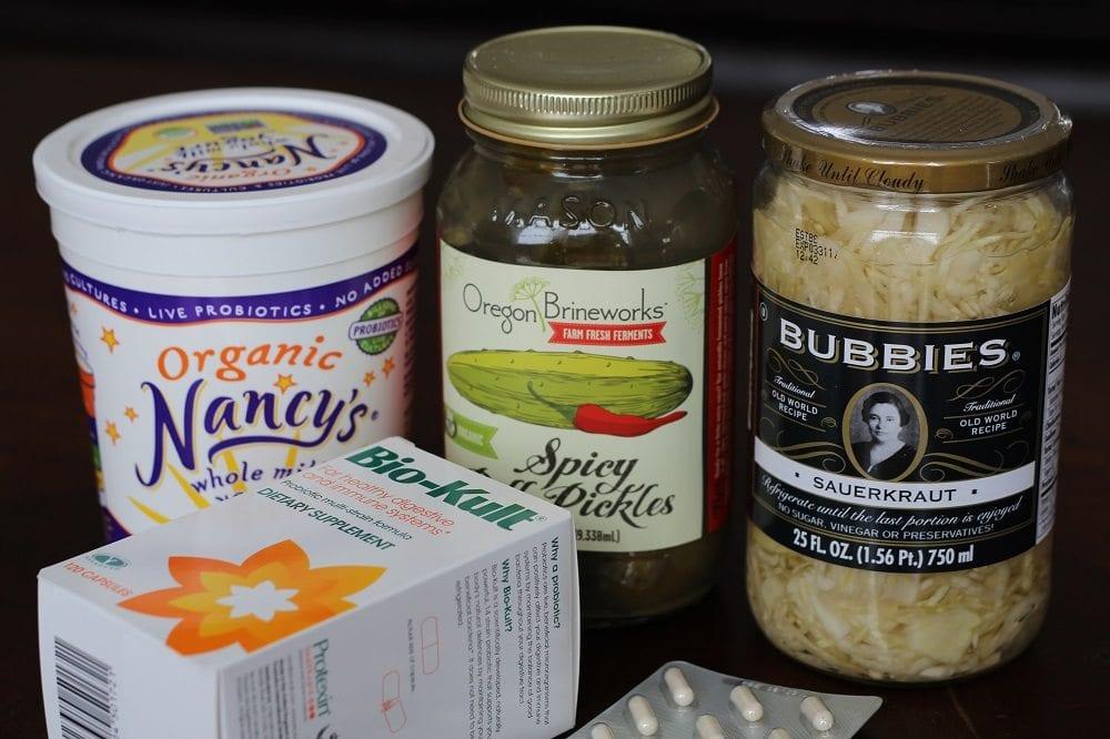 Probiotics and Ferments