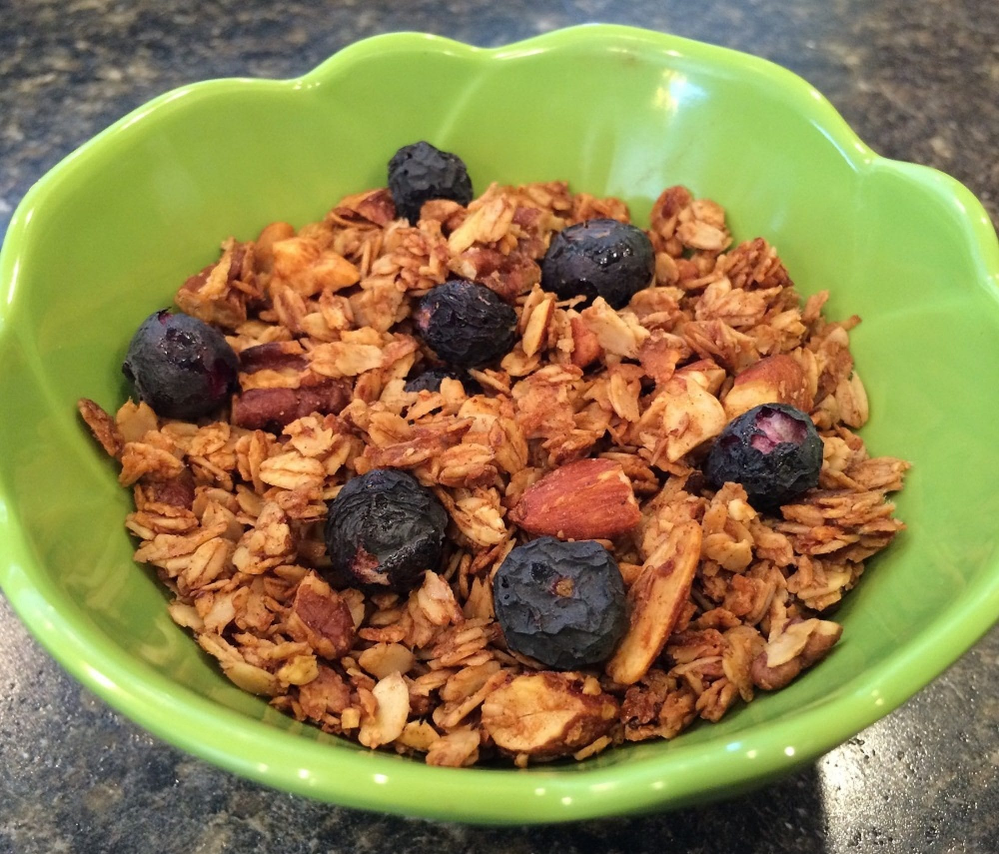 Oats, Nuts N Berries Granola Picture