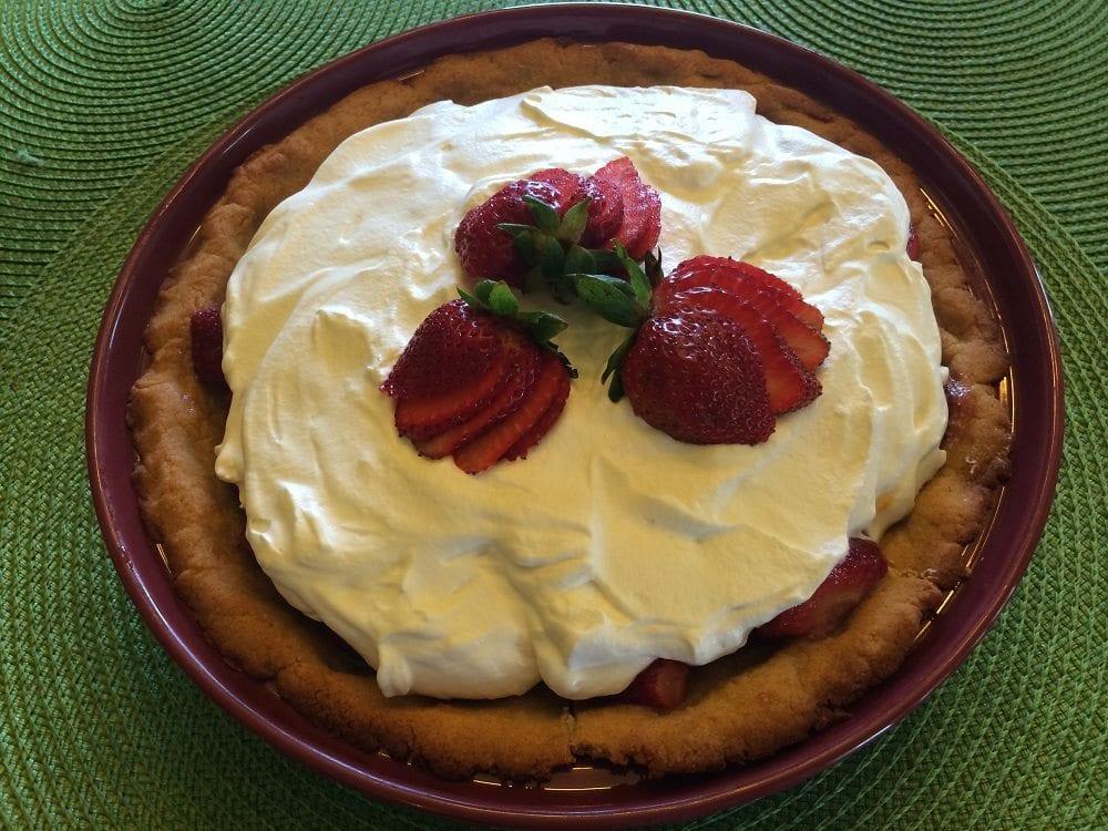 Strawberry Pie Finished
