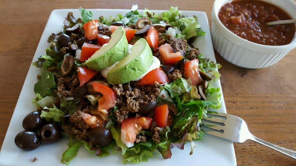 Gluten Free Taco Salad