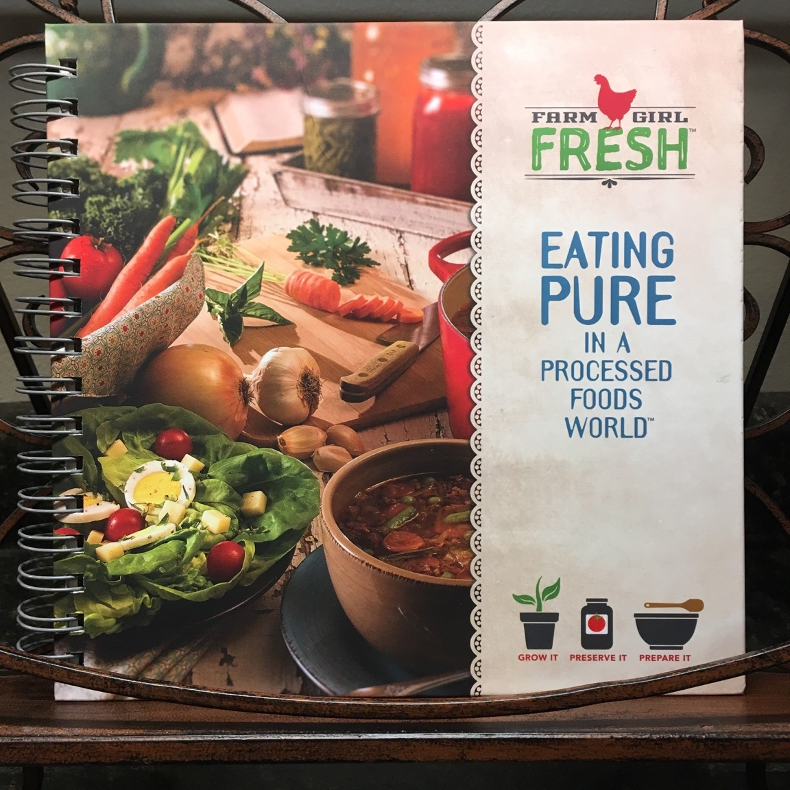 Behance eating pure in a processed foods world book forumfinder Images