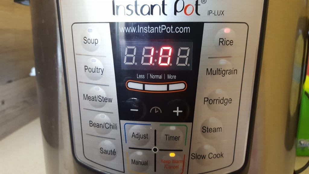how to cook perfect rice in instant pot