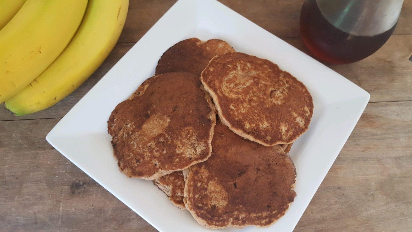 egg free pancakes